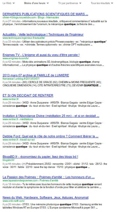 quantique-google